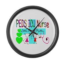 Pediatrics/PICU Large Wall Clock