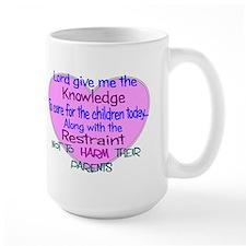 Pediatrics/PICU Mug