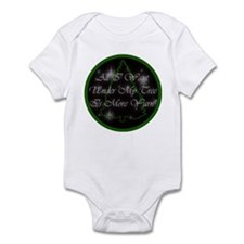 Yarn Christmas Infant Bodysuit