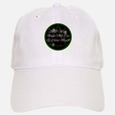Beads Christmas Baseball Baseball Cap