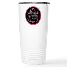 A Cure For Christmas Travel Mug