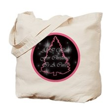 A Cure For Christmas Tote Bag