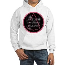 A Cure For Christmas Hoodie