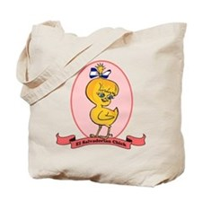 El Salvadorian Chick Tote Bag