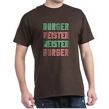 Burger Meister Meister Burger T-Shirt