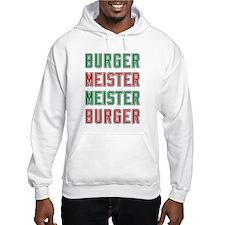 Burger Meister Meister Burger Jumper Hoody