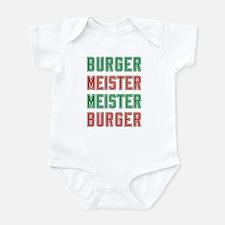 Burger Meister Meister Burger Infant Bodysuit
