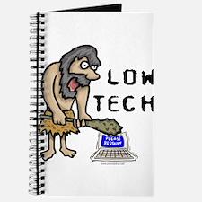 Low Tech Caveman Journal