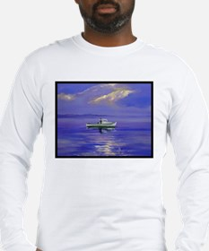maine_judyharpswellsound Long Sleeve T-Shirt