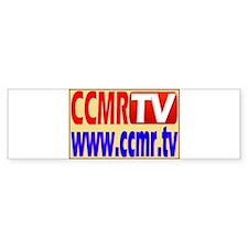 CCMR TV Network Bumper Sticker (10 pk)
