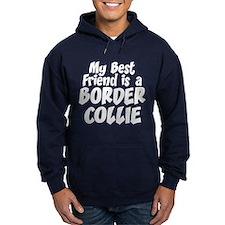Border Collie FRIEND Hoodie