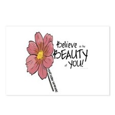 Believe in the Beauty Postcards (Package of 8)