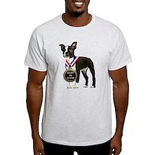 Best Boston Terrier T-Shirt