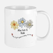 Allow Lives to Bloom Mug