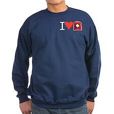 Love Toast Sweatshirt