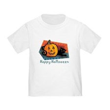 """Happy Halloween"" T"