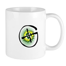 GPScaches Small Mugs