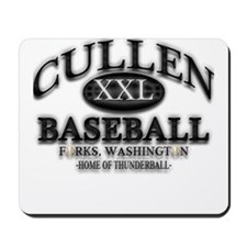 Cullen Baseball Team Shirt Gi Mousepad
