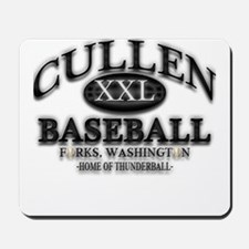 Cullen Baseball Team Shirt Gi Mousepad