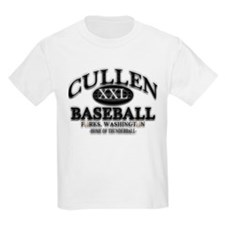 Cullen Baseball Team Shirt Gi T-Shirt