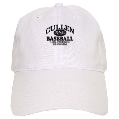 Cullen Baseball Team Shirt Gi Cap
