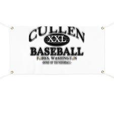 Cullen Baseball Team Shirt Gi Banner