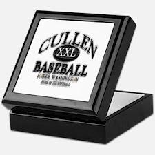 Cullen Baseball Team Shirt Gi Keepsake Box
