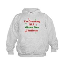 Dreaming Of A Gluten Free Christmas Hoodie