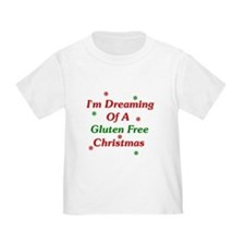 Dreaming Of A Gluten Free Christmas T