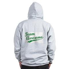 Team Awesome Zip Hoodie