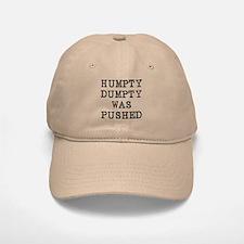 Humpty Dumpty Baseball Baseball Cap