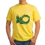 Electro-Fish Yellow T-Shirt