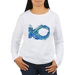 Electro-Fish Women's Long Sleeve T-Shirt