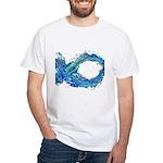 Electro-Fish White T-Shirt