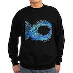 Electro-Fish Sweatshirt (dark)