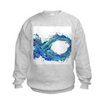 Electro-Fish Kids Sweatshirt
