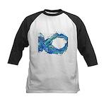 Electro-Fish Kids Baseball Jersey