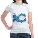 Electro-Fish Jr. Ringer T-Shirt