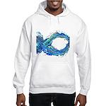 Electro-Fish Hooded Sweatshirt