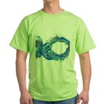 Electro-Fish Green T-Shirt