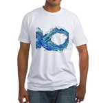 Electro-Fish Fitted T-Shirt