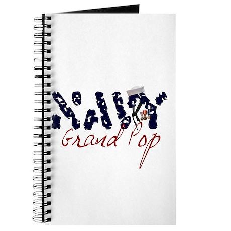 Navy Grand Pop Journal
