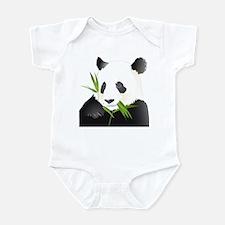Panda Bear Infant Bodysuit
