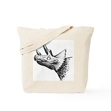 Realistic Dinosaur Tote Bag