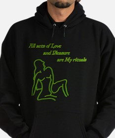 All Acts Hoodie (dark)