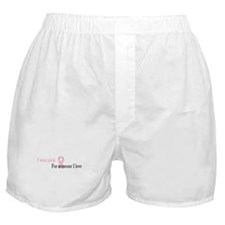 Cute Stand up cancer Boxer Shorts