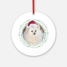 International Xmass Ornament (Round)