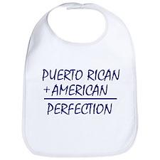 Puerto Rican American heritage Bib