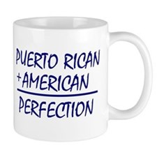 Puerto Rican American heritage Mug