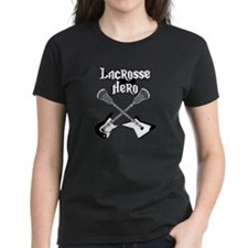 Lacrosse Hero CF Custom Tee